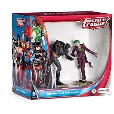 Figurines de héros de BD en emballage d'origine ouvert en plastique, PVC batman