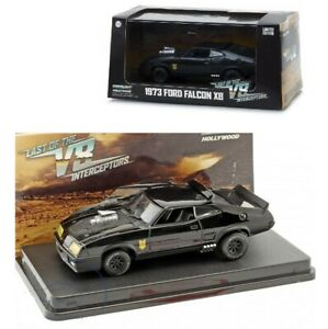Mad Max Last of the V8 Interceptors 1973 Ford Falcon XB 1:43 Scale Diecast Car