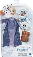 Disney Frozen Treasured Traditions 33cm Elsa Deluxe Toy Doll & Chest BRAND NEW