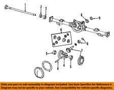 GM OEM Rear Differential-Gear Kit 12479226