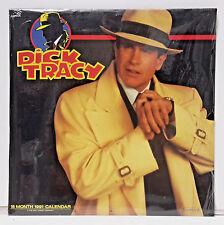 "1991 Dick Tracy Calendar - 12"" x 12"" SEALED!"