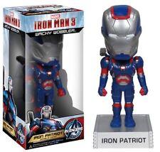 Iron Man 3-Iron Patriot Wacky Baladeuse Bobble-Head