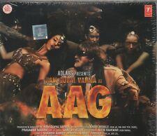 Aag - Amitabh Bachchan , Ajay Devgan [Cd] Music Amar Mohile