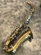 Buescher 400 Alto Saxophone — Just Overhauled!!!