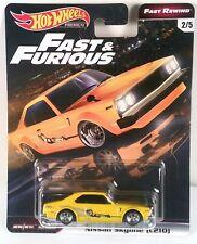 Hot Wheels 1:64 Premium Fast & Furious Fast Rewind Nissan Skyline (C210)