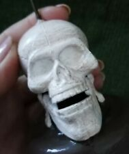 POCKET WATCH HOLDER - Skull