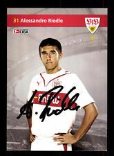 Alessandro Riedle Autogrammkarte VFB Stuttgart 2009-10 Original Signier+A 143300