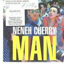 (CC627) Neneh Cherry, Man - 1996 DJ CD