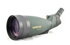 Visionking 30-90x100 Waterproof Spotting Scope  with Tripod Case  Gift