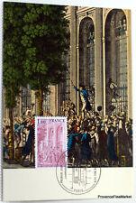FRANCE CAMILLE DESMOULINS  CPA Carte Postale Maximum  yt 2049