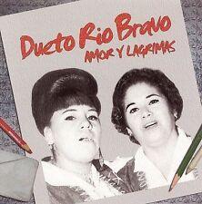 Dueto Rio Bravo : Amor Y Lagrimas CD
