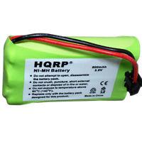 HQRP Phone Battery for Uniden BT-909 Lenmar CBC909 Dantona BATT-909