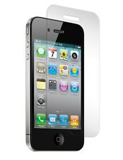 Premium TEMPERED GLASS SCREEN PROTECTOR ANTI SCRATCH For apple iPhone 4 UK SELL