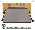 Genuine OEM Radiator VW Jetta, Beetle, Passat & GLI with 1.4 1.8 2.0 eng 2015-18 <br/> Fast Free Shipping - Has weatherstrips on top & bottom