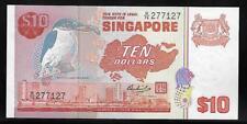 Singapore P-11 10 Dollars 1979 Unc