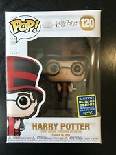 Funko Pop! Harry Potter Harry Potter At The World Cup SDCC 2020 Exclusive