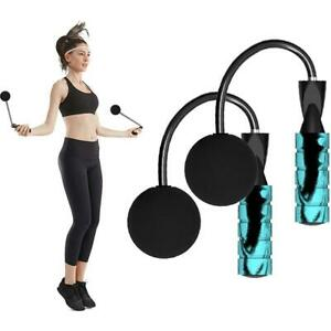 Ropeless Jump Rope Adjustable Cordless Skipping Weighted Fitness High-quality