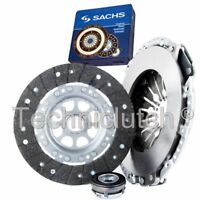SACHS 3 PART CLUTCH KIT FOR MERCEDES-BENZ FITS SRINTER PLATFORM/CHASSIS 208 D