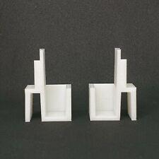 Guides hauts blancs pour placards Form / Optimum à portes coulissantes