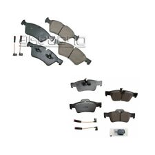 Mercedes Benz W164 W251 W463 Front and Rear Disc Brake Pad Kit Akebono Euro