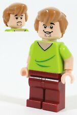 LEGO SCOOBY DOO SHAGGY MINIFIGURE SCOOBY-DOO CARTOON CHARACTER - GENUINE