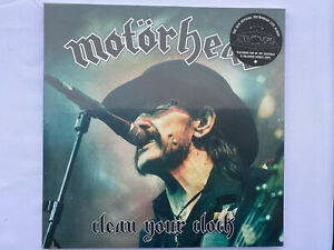 Motörhead ‎– Clean Your Clock Pop-up gatefold coloured vinyl 2 x LP album (New)