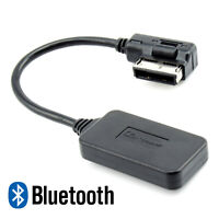 Radio Bluetooth Adapter Smartphone Streaming AUX für Mercedes A B C E Klasse