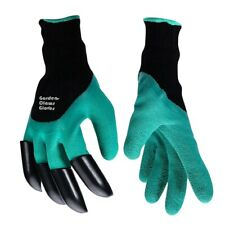 New Garden Claws - Gardening Gloves w/ Claws for Digging, Planting & Raking