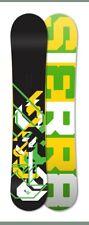 New listing Burton Sierra Crew Wide Men's Snowboard 160 cm, New Old Stock