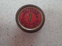 Vintage KODAK 1 portrait attachment lens, including case & manual