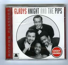 CD (SEALED)GLADYS NIGHT AND THE PIPS (MOTOWN LUCKY SOUNDS)