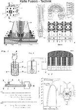 Kalte Fusion Technik Kompedium freie Energie 2195 S.