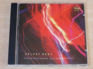Pieter Ostrander & Mike Schiffer/Velvet Heat/1997 CD Album