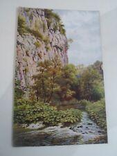 A R QUINTON Postcard 1166 CHEE TOR, BUXTON Postally Used    §A2286