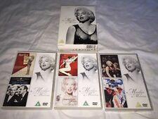 Marilyn Monroe PAL Arthouse 6 DVD Set NEW & LIKE NEW! *READ DESCRIPTION PLEASE!*
