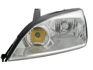 2005-2007 Ford Focus OEM Driver Side Head Lamp Assembly 7S4Z-13008-F