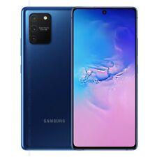 "Samsung Galaxy S10 LITE SM-G770 6.7"" 8+128GB Dual Sim Smartphone Prism Blue"