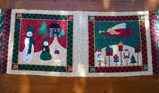 Patchwork Craft Fabric Panels