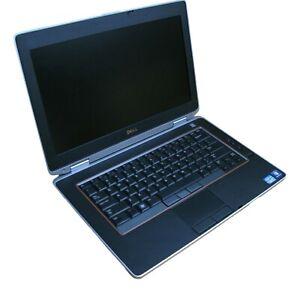 Dell Latitude Laptop Ubuntu Linux 8GB RAM Super Fast 480GB SSD DVD
