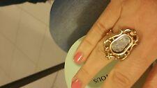 Tous precioso anillo  espejo ring bague Ring anello    кольцо talla 14 chic