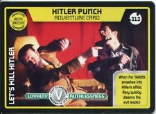 Doctor Who Monster Invasion Extreme Card #313 Hitler Punch