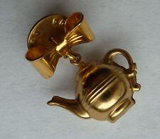 Teapot Lapel Souvenir Pin