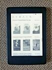 """Amazon Kindle Paperwhite 3 (7th Gen) 6"""", 4GB Barely Used + Black Standing Case"""