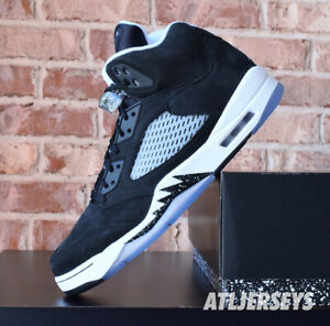 2021 Nike Air Jordan 5 Retro Moonlight Oreo CT4838-011