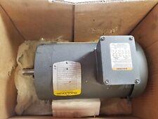 Baldor VM3556T 1HP 3 Phase Electric Motor