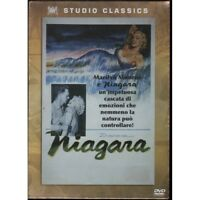 Niagara DVD Joseph Cotten / Marilyn Monroe Studio Classics Fermé