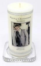 Rod Stuart Personalised Gift Candle Present | Cellini #8