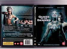 Queen Of Damned Stuart Towsend AAliyah Snapper Edition Dvd