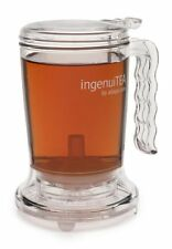 Adagio Teas 16 oz ingenuiTEA BottomDispensing Teapot NEW, Free Shipping
