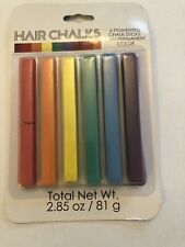 Hair Chalks 6 Semi Permanent Color